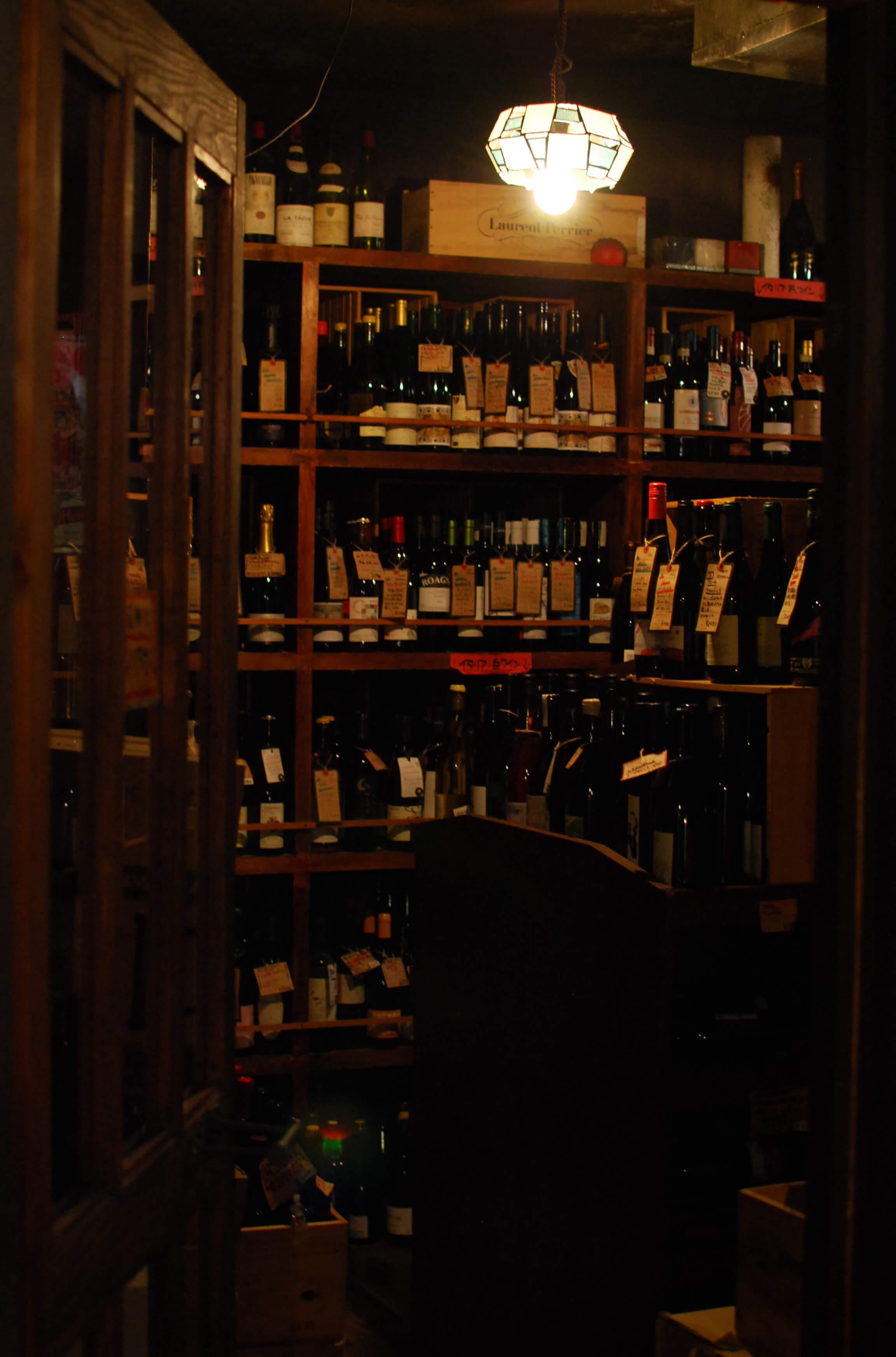 H4testワインセラー